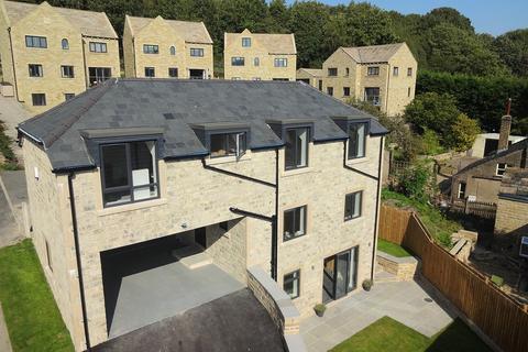 4 bedroom detached house for sale - 4 Back Coronation Street, Greetland, Halifax HX4 8EU