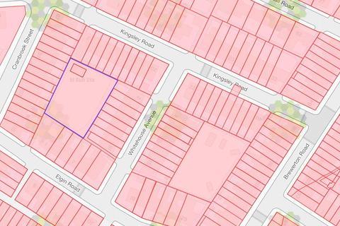 Land for sale - Whitehouse Avenue, Oldham, OL4