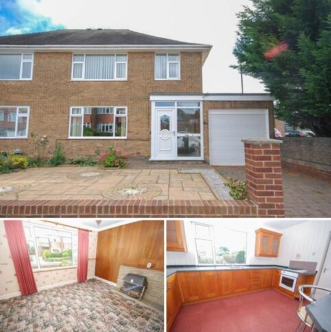 3 bedroom semi-detached house for sale - Leighton Road, Ashbrooke