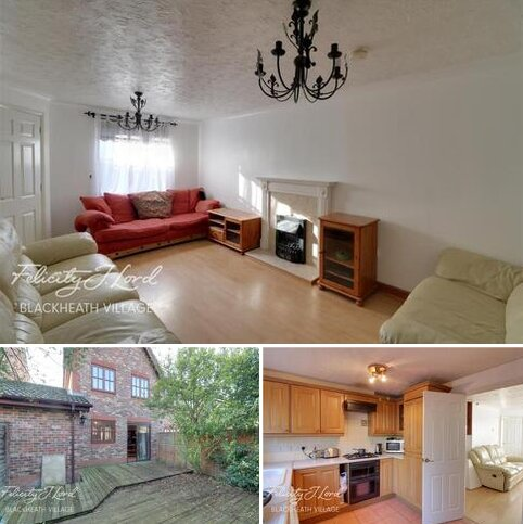 3 bedroom detached house to rent - Hither Farm Road, SE3