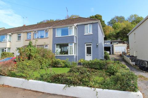3 bedroom end of terrace house - Sherwell Valley Road, Torquay