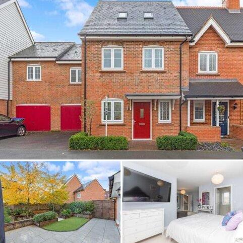 4 bedroom terraced house for sale - Palmer Avenue, Wickhurst Green