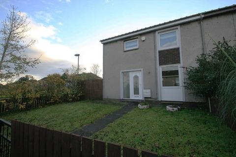 2 bedroom end of terrace house for sale - Burnside Terrace, Polbeth