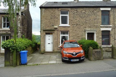 3 bedroom end of terrace house to rent - Mottram Road, Broadbottom, Hyde, Cheshire, SK14