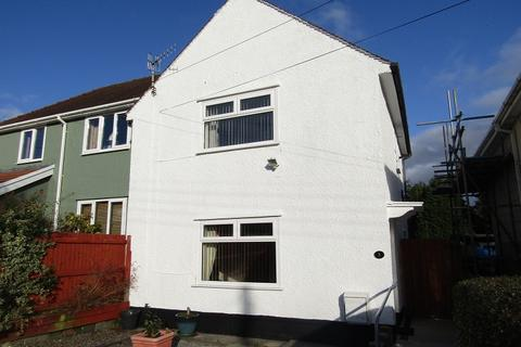 2 bedroom semi-detached house for sale - Brynamlwg, Clydach, Swansea, City And County of Swansea.
