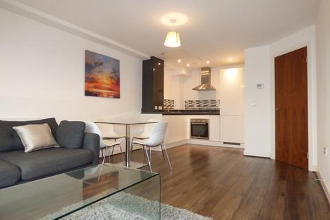 1 bedroom apartment - Fabrick Square, 1 Lombard Road, Digbeth, Birmingham B12 0AF