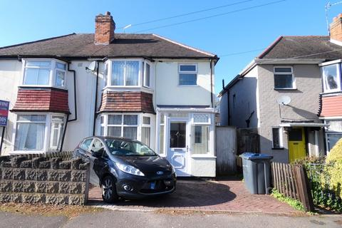 3 bedroom semi-detached house for sale - Coombe Road, Handsworth