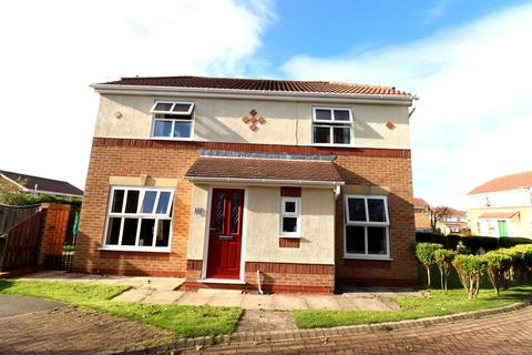 3 bedroom detached house for sale - Aysgarth Rise, Bridlington