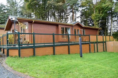 2 bedroom lodge for sale - Pinewood Grove, Yont the Cleugh, Haltwhistle