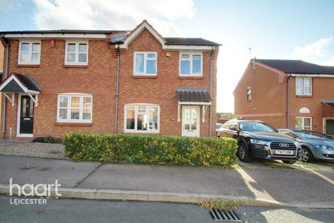 3 bedroom semi-detached house for sale - Speedwell Drive, Leicester