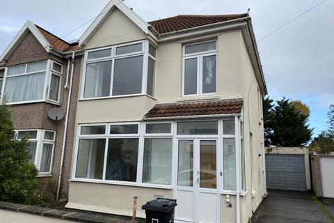 4 bedroom semi-detached house to rent - Northville Road, Filton, Bristol