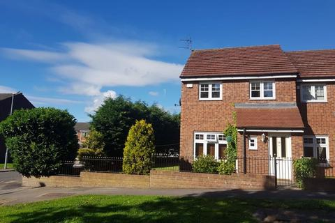 3 bedroom semi-detached house to rent - Leazes Lane, Bishop Auckland