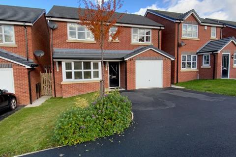 4 bedroom detached house for sale - Hyde Close, Gee Cross, Hyde, SK14 5DY