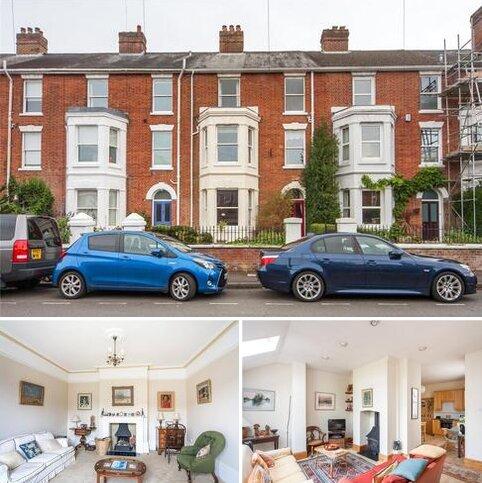 4 bedroom terraced house for sale - Manor Road, Salisbury, Wiltshire, SP1