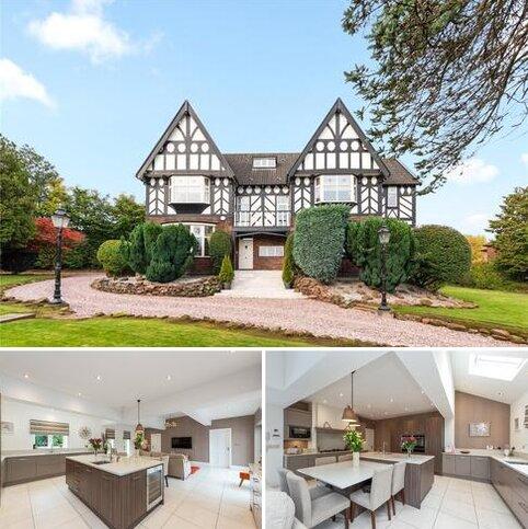 5 bedroom detached house for sale - London Road, Appleton, Warrington, WA4