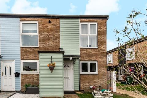 2 bedroom end of terrace house for sale - Edwards Close, Worcester Park