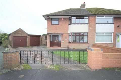 3 bedroom semi-detached house for sale - Uplands Drive, Werrington, Stoke-On-Trent
