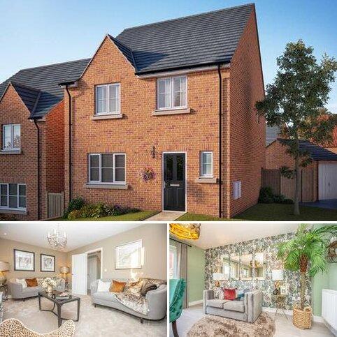 4 bedroom detached house for sale - Plot 214, The Mylne at Wilberforce Park, 79 Amos Drive, Pocklington YO42