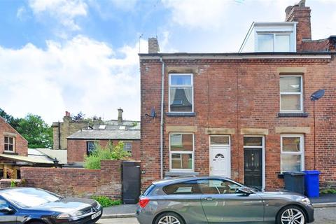 3 bedroom end of terrace house to rent - Marr Terrace, Sheffield, S10