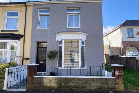 3 bedroom end of terrace house for sale - Pendarren Street, Aberdare, Mid Glamorgan