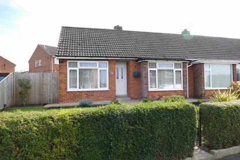 2 bedroom terraced bungalow for sale - Langdale Road, Market Weighton