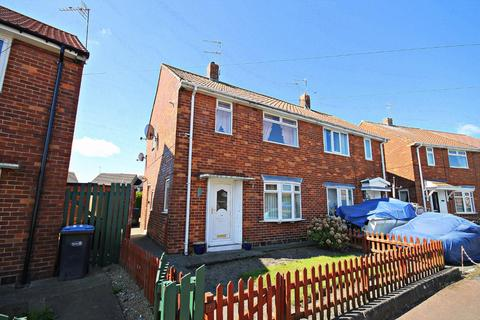 2 bedroom semi-detached house for sale - Canterbury Crescent, Willington, Crook