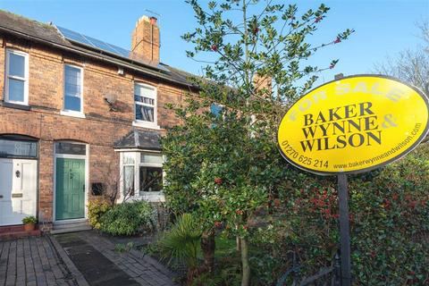 3 bedroom terraced house for sale - Wellington Road, Nantwich, Cheshire