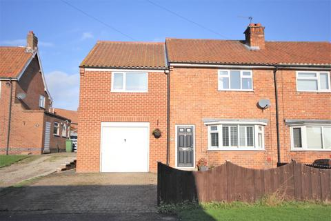 4 bedroom semi-detached house for sale - York Street, Dunnington, York, YO19