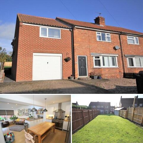 4 bedroom semi-detached house for sale - York Street, Dunnington, York, YO19