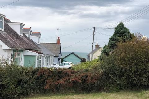 Plot for sale - Felin Road, Aberporth, Cardigan, SA43