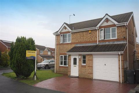 4 bedroom detached house for sale - Abbots Way, North Shields, Tyne And Wear, NE29