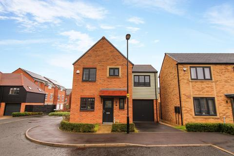 3 bedroom detached house for sale - Viscount Close, Shiremoor, Newcastle Upon Tyne