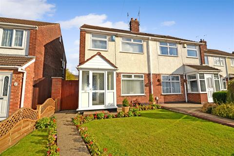 3 bedroom semi-detached house for sale - Angela Avenue, Potters Green, Coventry