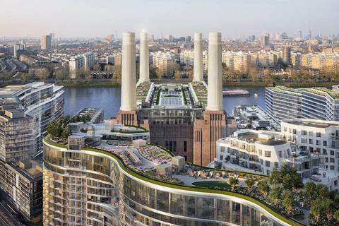 2 bedroom apartment for sale - Foster House, Battersea Power Station, London, SW11