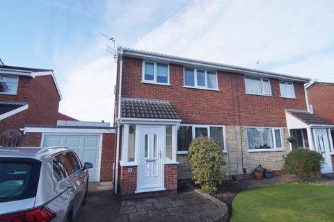 3 bedroom semi-detached house for sale - Elder Close, Warton, PR4 1SX