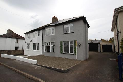 3 bedroom semi-detached house for sale - Belle Vue Gardens, Brecon, LD3