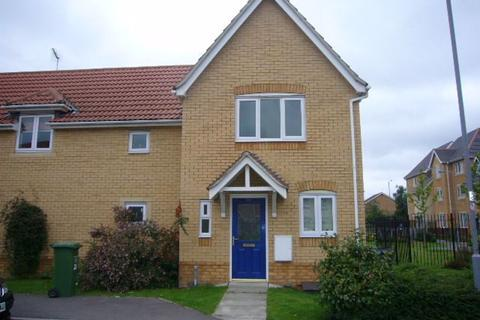 2 bedroom house to rent - Morgan Close, Leagrave - Ref:P8442