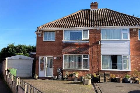 3 bedroom semi-detached house for sale - Mountjoy Crescent, Solihull