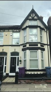 4 bedroom terraced house to rent - Ferndale Road, Liverpool