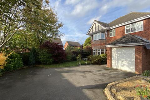 4 bedroom detached house for sale - Wren Way, Mickleover, Derby