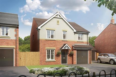 4 bedroom detached house for sale - The Bradenham - Plot 40 at Valley Rise, Crawcrook, Land off Crawcrook Lane NE40