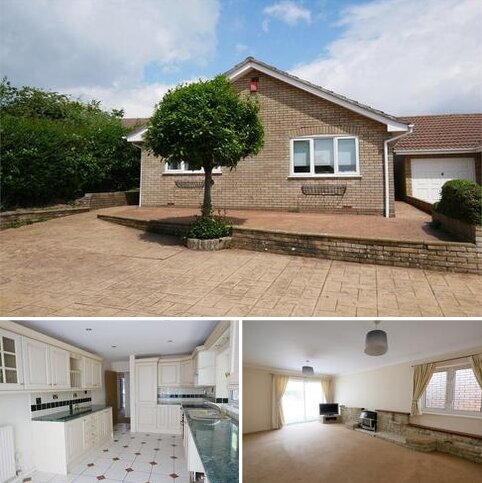 3 bedroom detached bungalow for sale - Bassett Road, Sully