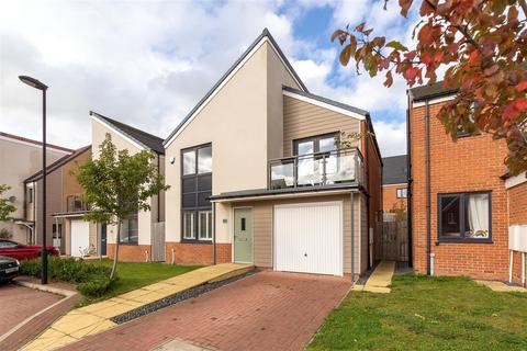 4 bedroom detached house for sale - Greville Gardens, Great Park, Newcastle Upon Tyne