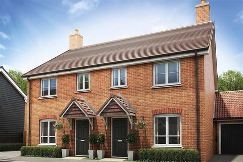 3 bedroom semi-detached house for sale - The Gosford - Plot 419 at Langley Park, Langley Park, Edmett Way ME17