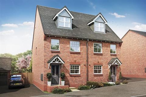 3 bedroom semi-detached house for sale - The Alton-G Plot 60 at Clarendon Woods, Clarendon Road, Hyde SK14
