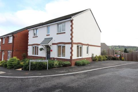 4 bedroom detached house for sale - Allotment Approach, Tiverton