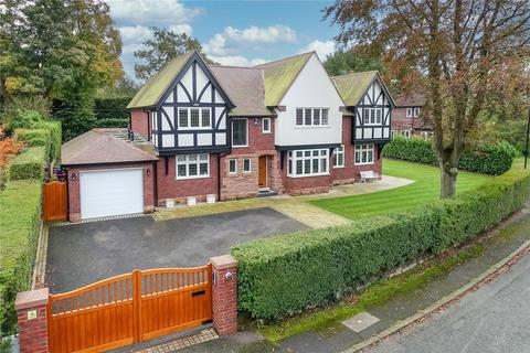 5 bedroom detached house for sale - Woodhead Road, Hale, WA15