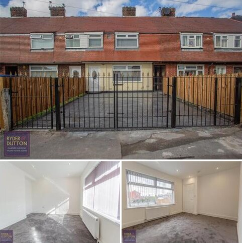 3 bedroom terraced house for sale - Briscoe Lane, Newton Heath, Manchester, Greater Manchester, M40