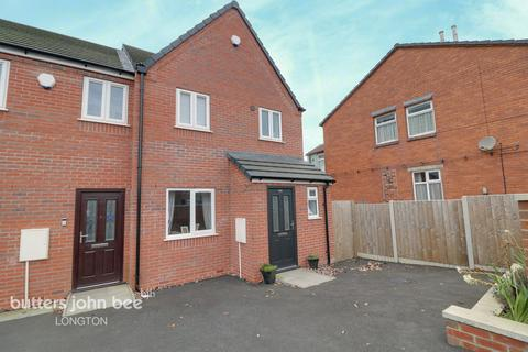 3 bedroom semi-detached house - Heathcote Street, STOKE-ON-TRENT