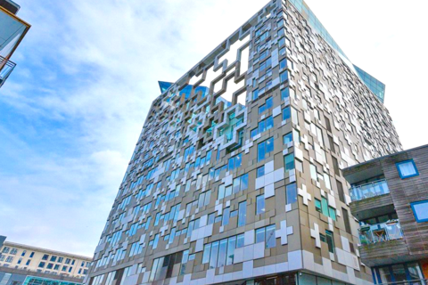 1 bedroom apartment to rent - The Cube, Mailbox, 196 Wharfside St, Birmingham B1